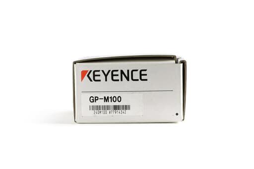 キーエンス 耐環境デジタル圧力センサ GP-M100
