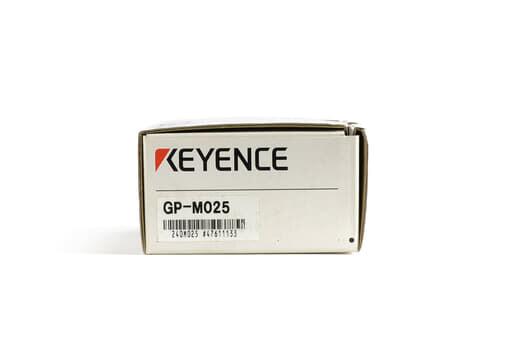 キーエンス 耐環境デジタル圧力センサ GP-M025