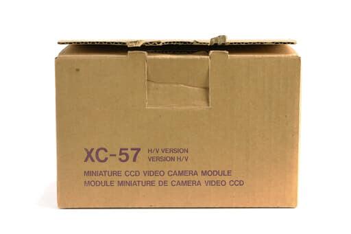 NED CCDカメラ XC-57