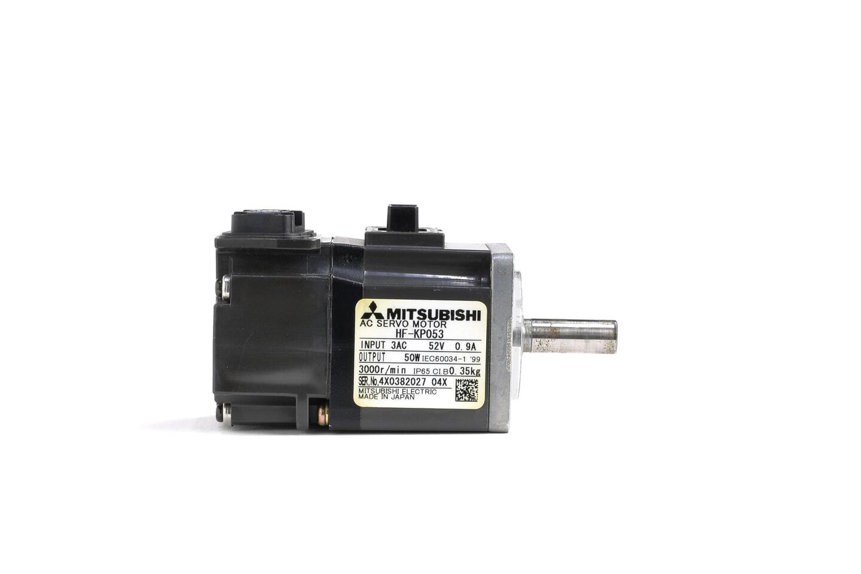 三菱 ACサーボモータ HF-KP053 (シャフトに錆、キズあり)