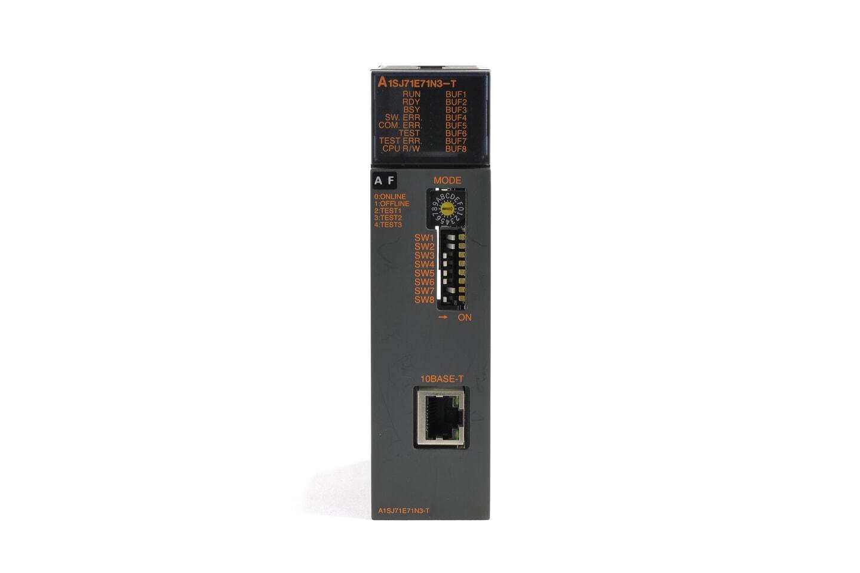 三菱 Ethernetインタフェースユニット A1SJ71E71N3-T (07年・AF)