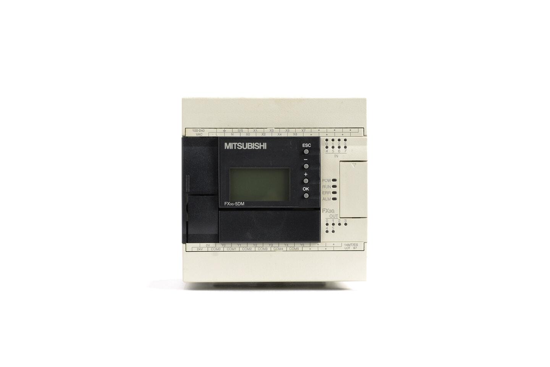 三菱 シーケンサ FX3G-14MT/ES (09年製・V1.22)
