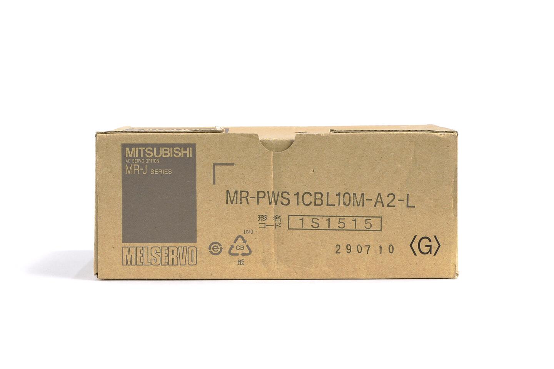 三菱 サーボモータ電源ケーブル MR-PWS1CBL10M-A2-L