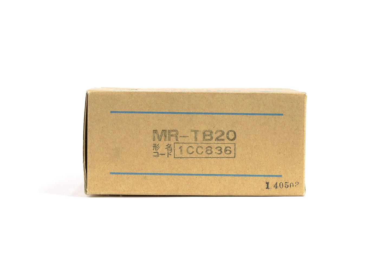 三菱 中継端子台 MR-TB20
