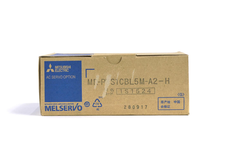 三菱 サーボモータ電源ケーブル MR-PWS1CBL5M-A2-H