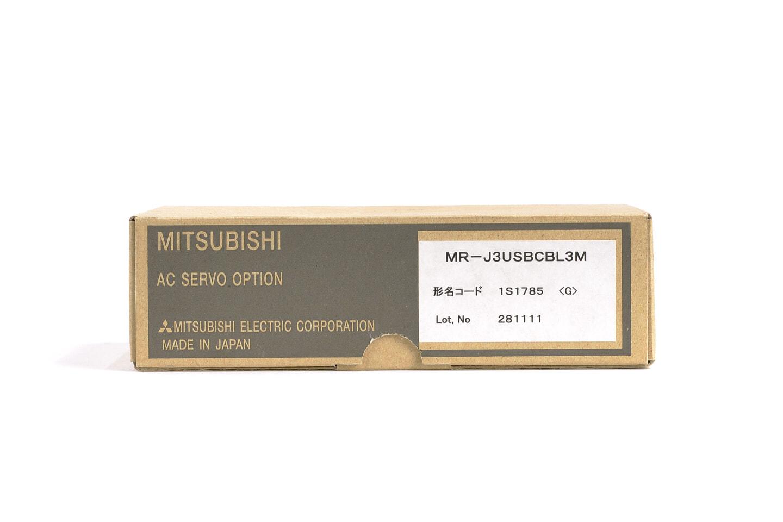 三菱 パーソナルコンピュータ通信ケーブル MR-J3USBCBL3M