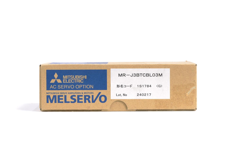 三菱 バッテリ接続用中継ケーブル MR-J3BTCBL03M
