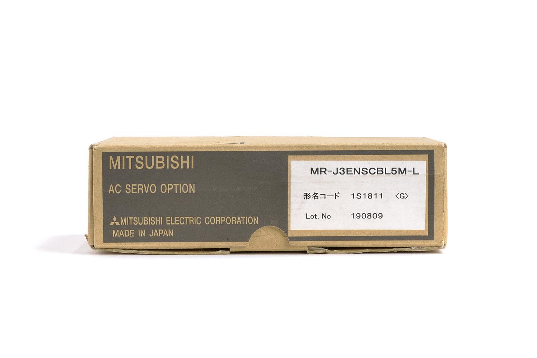 三菱 エンコーダケーブル MR-J3ENSCBL5M-L