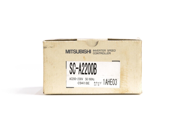 三菱 スピードコントローラ SC-A2200B