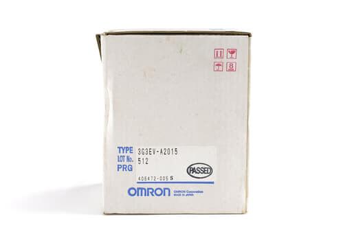 オムロン インバータ 3G3EV-A2015