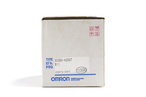 オムロン インバータ 3G3EV-A2007