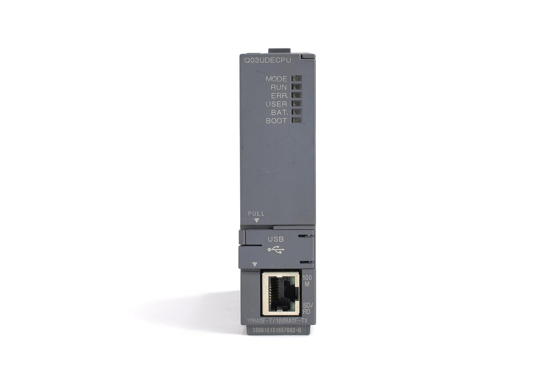 三菱 ユニバーサルモデルQCPU Q03UDECPU (機能バージョンB)