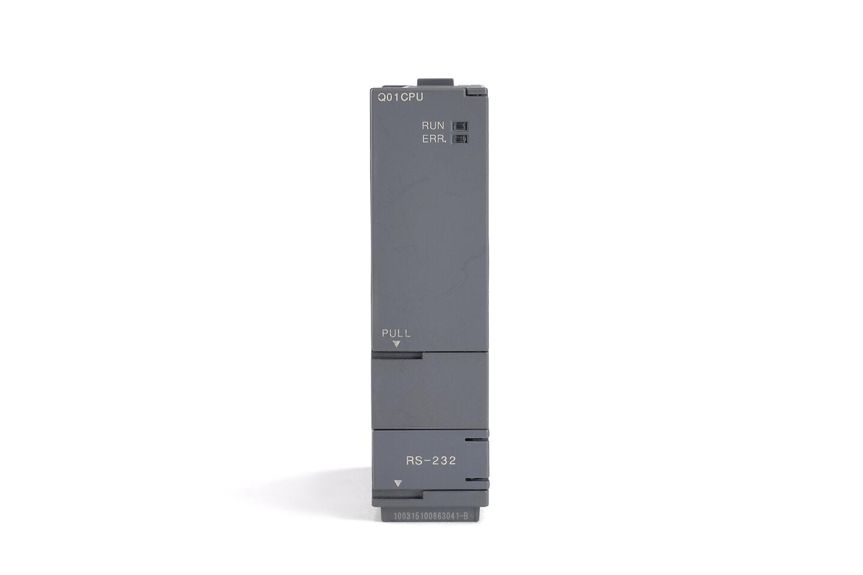 三菱 ベーシックモデルQCPU Q01CPU (機能バージョンB)