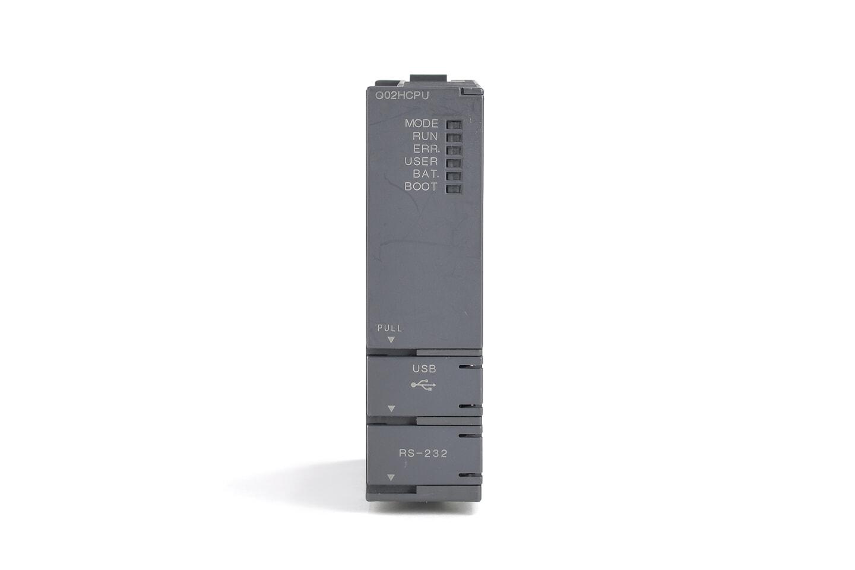 三菱 ハイパフォーマンスモデルQCPU Q02HCPU (機能バージョンB)