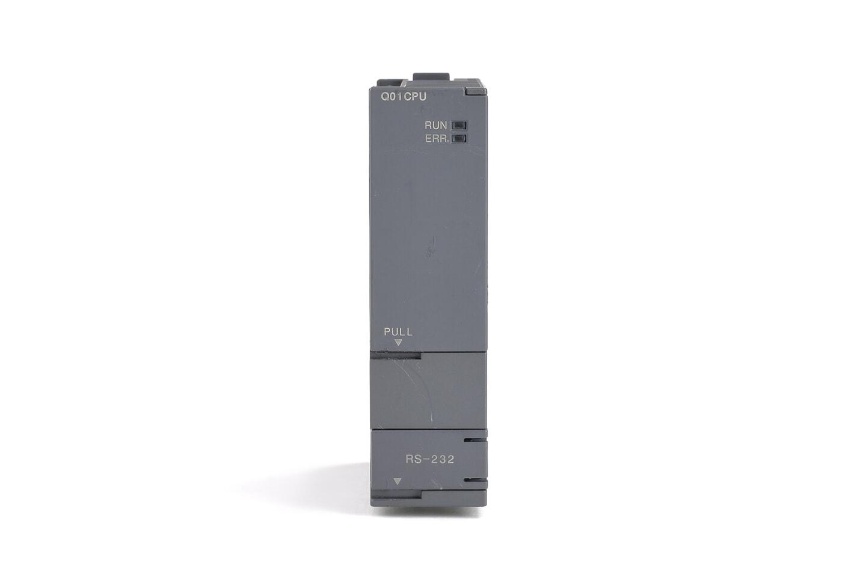 三菱 ベーシックモデルQCPU Q01CPU (機能バージョンA)