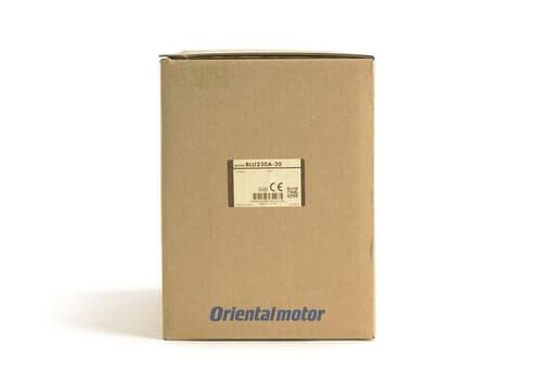 オリエンタルモーター ブラシレスモーター BLU220A-20