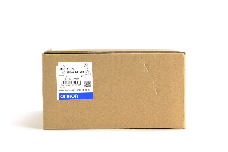 オムロン ACサーボドライバ R88D-KT02H (13年製)