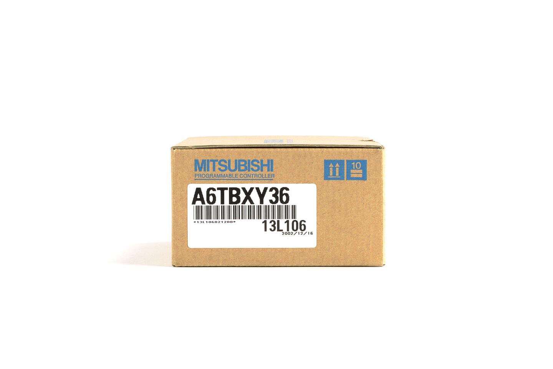 三菱 コネクタ/端子台変換ユニット A6TBXY36 (02年製・C)