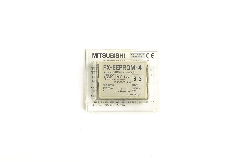 三菱 FX2N用EEPROMメモリカセット FX-EEPROM-4