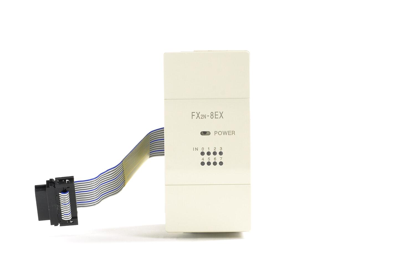三菱 入力増設ブロック FX2N-8EX (14年製)