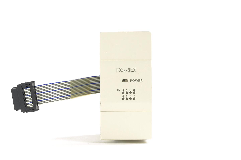 三菱 入力増設ブロック FX2N-8EX (06年製)