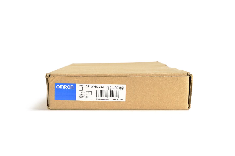 オムロン CPUベースユニット CS1W-BC083 (06年製)