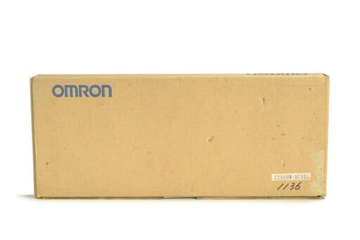 オムロン CPUベースユニット C200HW-BC051 (06年製)