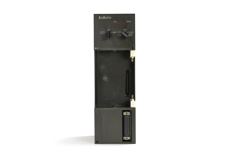 三菱 CPUユニット A2ACPU (91年製・BU)