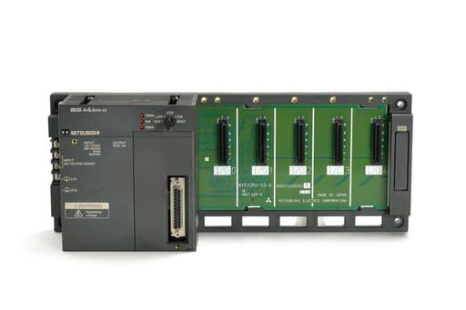 三菱 CPUユニット A1SJCPU-S3 (96年製・BB)