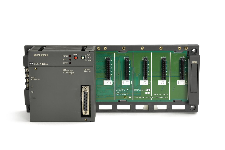 三菱 CPUユニット A1SJCPU (94年製・GN)