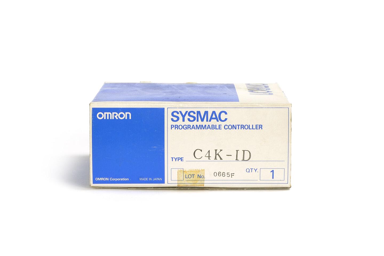 オムロン I/Oユニット C4K-ID (05年製)