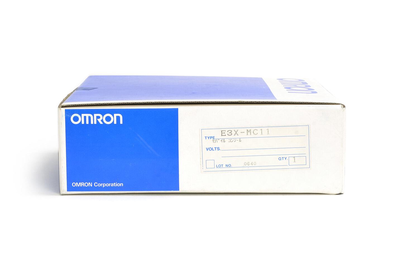 オムロン モバイルコンソール E3X-MC11