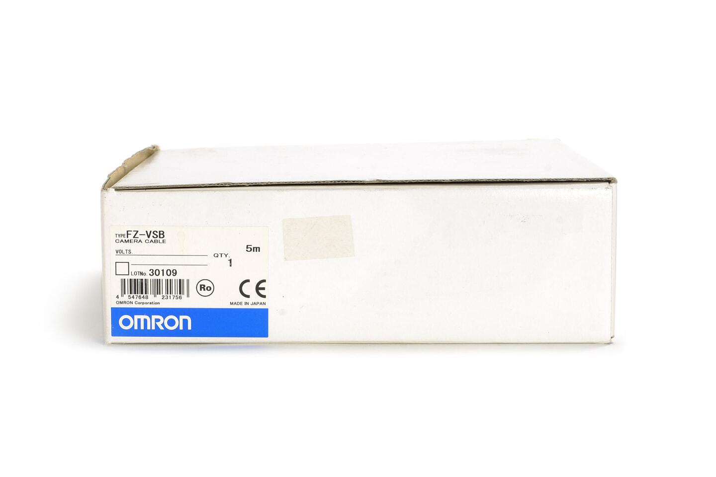 オムロン 耐屈曲カメラケーブル FZ-VSB (5m)