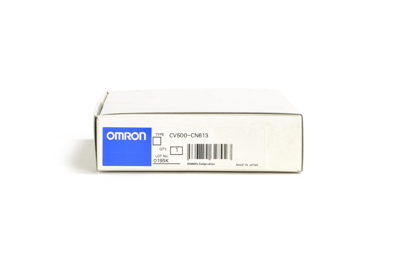 オムロン I/O接続ケーブル CV500-CN613