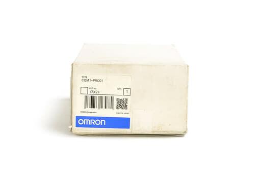 オムロン プログラミングコンソール CQM1-PRO01 (07年製)