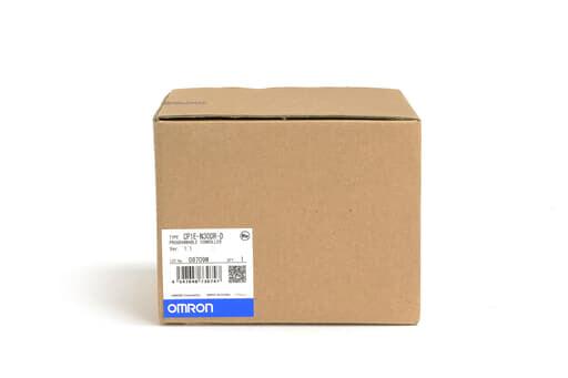 オムロン CPUユニット CP1E-N30DR-D (08年製)