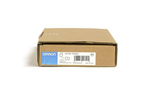 オムロン I/O接続ケーブル CS1W-CN221