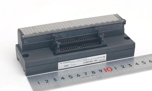 三菱 コネクター端子台変換ユニット FA-TB16XY1