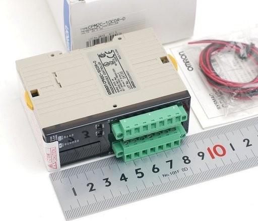 オムロン プログラマブルコントローラ CPM2C-10CDR-D