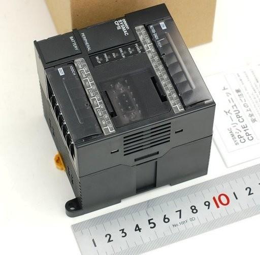 オムロン プログラマブルコントローラー CP1E-N20DT-A