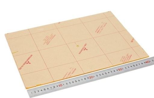 三菱レイヨン アクリライト黄 300×420×t3mm