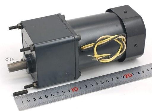 オリエンタルモーター レバーシブルモーターとギアヘッド2個のセット 5RK90GU-CF+5GU60KB+5GU150KB