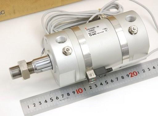 SMC 標準エアシリンダ CDG1DA80-50-K59WL