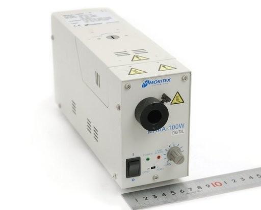 モリテックス 光源装置 MHAA-100W-D
