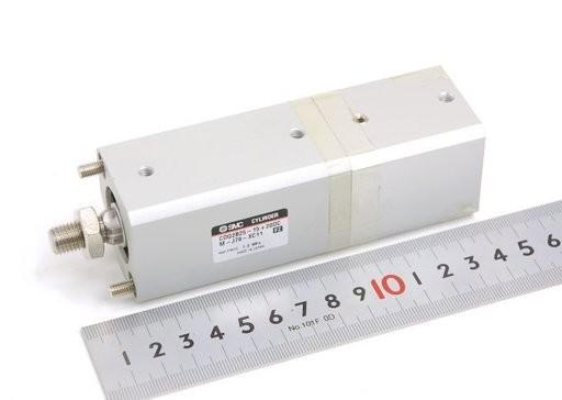 SMC 薄型シリンダ CDQ2B25-15+20DCM-J79-XC11