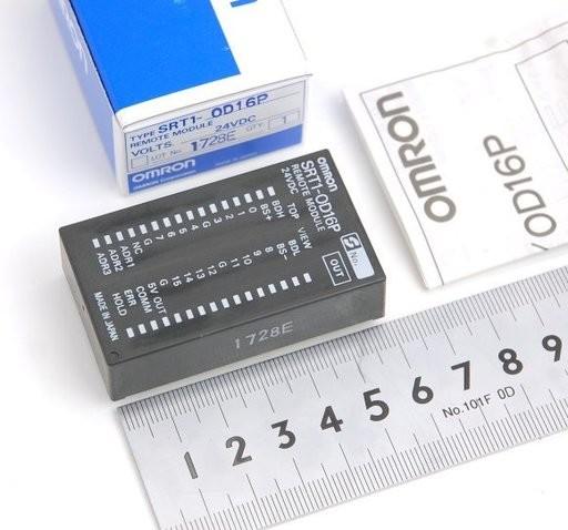 オムロン リモートモジュール SRT1-OD16P