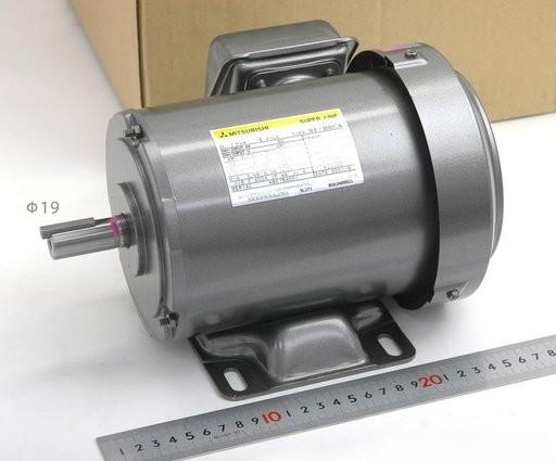 三菱 インダクションモータ SF-HRCA(400V-4P-0.75kW)