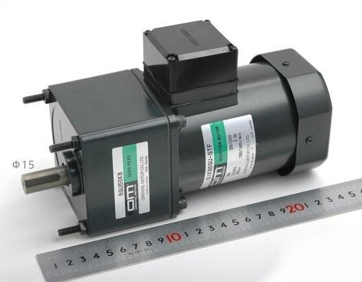 インダクションモータとインバータのセット 5IK90GU-STF+FVR0.2C9S-2