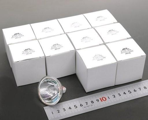 ハロゲンランプ 10個入り JCR120V-150WB