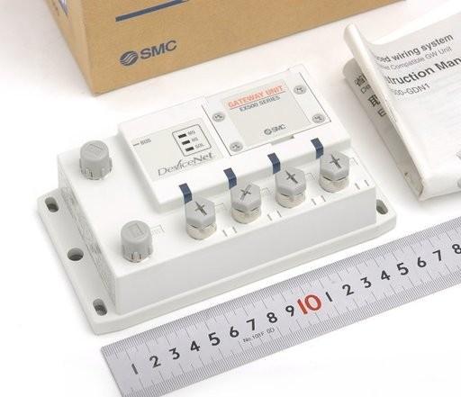 SMC ゲートウェイユニット EX500-GDN1